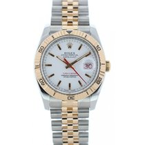 Rolex Datejust Turn-O-Graph 116261 With Papers