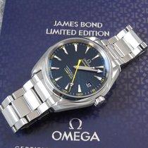 Omega Seamaster Aqua Terra James Bond Limited Edition