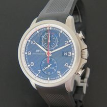 IWC Portuguese Yacht Club Chronograph tweedehands 45.4mm