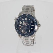 Omega Seamaster Diver 300 M neu 2021 Automatik Uhr mit Original-Box und Original-Papieren 210.30.42.20.03.001
