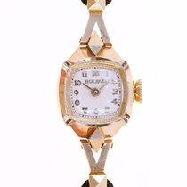 Bulova Reloj de dama usados 36.1mm 1951 e58ef804b671