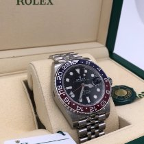 Rolex 126710BLRO Steel 2019 GMT-Master II 40mm new United States of America, Illinois, Springfield
