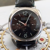 Panerai PAM 00323 Staal Radiomir 10 Days GMT 47mm tweedehands