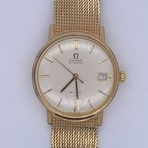Omega De Ville (Submodel) pre-owned Yellow gold