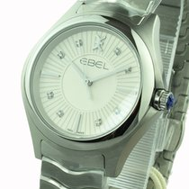 Ebel 1216302 Steel 2018 Wave new