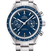 欧米茄 Speedmaster Professional Moonwatch 钛 蓝色