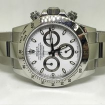 Rolex Chronograaf 40mm Automatisch 2012 tweedehands Daytona Wit