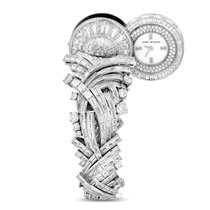 Harry Winston Platinum Quartz pre-owned