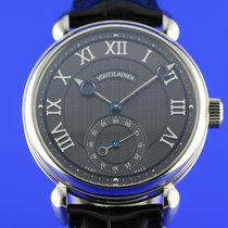 Voutilainen 39mm Manual winding 2012 pre-owned Black