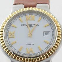 Raymond Weil Amadeus usados 36mm Acero y oro
