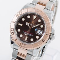 Rolex Gold/Steel 40mm Automatic 116621 pre-owned