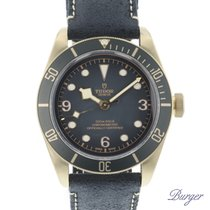 Tudor Black Bay Bronze Bronz 43mm Fekete Arab