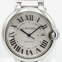 Cartier Ballon Bleu 42mm Steel 42mm Roman numerals United States of America, Georgia, ATLANTA