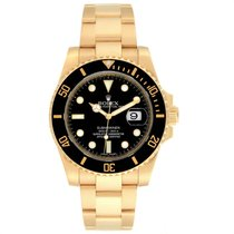 Rolex 116618 Yellow gold 2008 Submariner Date 40mm pre-owned United States of America, Georgia, Atlanta