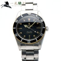 Rolex 5508 Steel 1958 Submariner (No Date) 37mm pre-owned
