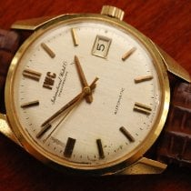 IWC R810A Good Yellow gold 34.5mm Automatic