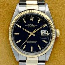 Rolex Goud/Staal 36mm Automatisch 1601 tweedehands Nederland, Rotterdam