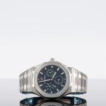 Audemars Piguet Royal Oak Perpetual Calendar Platino 41mm Azul Sin cifras