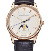 Jaeger-LeCoultre Master Ultra Thin Moon new 2019 Automatic Watch with original box and original papers 1362501