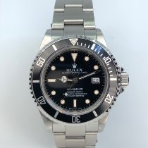Rolex Sea-Dweller 4000 Steel 40mm Black No numerals United States of America, New York, Troy