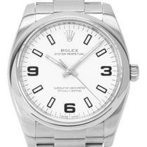 Rolex Oyster Perpetual 34 114200 2014 pre-owned