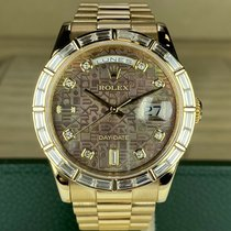 Rolex 118238 Yellow gold 2003 Day-Date 36 36mm pre-owned United States of America, Florida, Miami