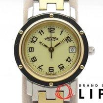 에르메스 24mm 쿼츠 CL4.220 중고시계