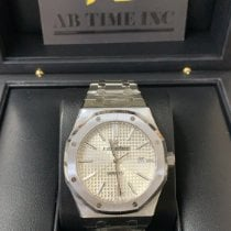 Audemars Piguet Royal Oak Selfwinding Сталь 41mm Cеребро Без цифр