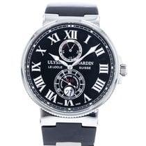 Ulysse Nardin Marine Chronometer 43mm 263-67 2010 pre-owned