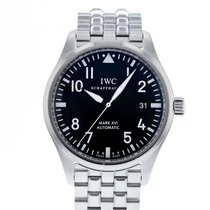 IWC Pilot Mark IW3255-04 2010 pre-owned