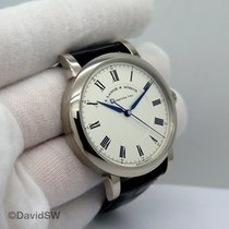 A. Lange & Söhne Richard Lange White gold Silver United States of America, Florida, Orlando