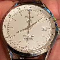 TAG Heuer Carrera Calibre 7 Steel 39mm Silver United States of America, California, Los Angeles