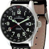 Zeno-Watch Basel X-Large Pilot P554GMT-a1 nov