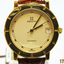 Zenith Automatico in oro