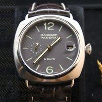 Panerai PAM00346   Radiomir 8 Days Brown Dial (Titanium)