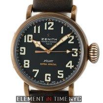 Zenith Pilot Montre d'Aeronef Type 20 Extra Special Bronze