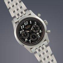 Breitling Navitimer Premier stainless steel automatic chronogr...
