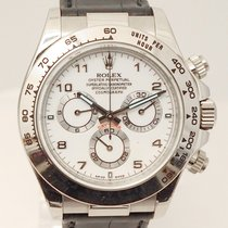 Rolex Daytona 116519 Good White gold 40mm Automatic