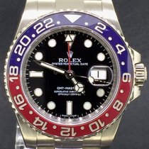 Rolex GMT-Master II White Gold 'PEPSI' Full Set MINT 40MM