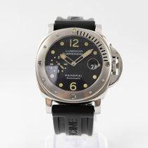 Panerai Luminor Submersible Steel 44mm Black Arabic numerals United Kingdom, London