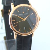Maurice Lacroix Les Classiques Tradition Red gold 31mm Black