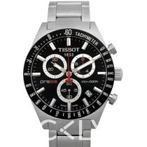 Tissot T-Sport PRS 516 Retro Men's Chronograph Watch 42mm -...