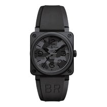 Bell & Ross BR 03 BR0392-CAMO-CE/SRB New Ceramic Automatic