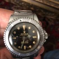 Rolex 5513 Ατσάλι Submariner (No Date) 40mm