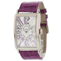 Franck Muller White gold Automatic Silver 32mm pre-owned Color Dreams