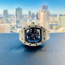 Richard Mille Manual winding 2016 pre-owned RM 055