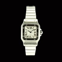 Cartier Santos Galbée new 2010 Automatic Watch with original box and original papers 2423