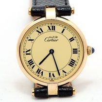 까르띠에 은 37mm 쿼츠 Cartier  Must de 중고시계 대한민국, Goyang-si