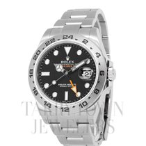 Rolex 216570 Steel Explorer II 42mm pre-owned United States of America, New York, Hartsdale