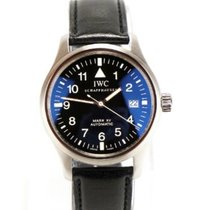IWC IW3253 Steel 2003 Pilot Mark 38mm pre-owned United States of America, Massachusetts, Quincy